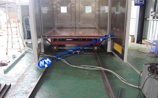 马达定子转子高温台车烘房