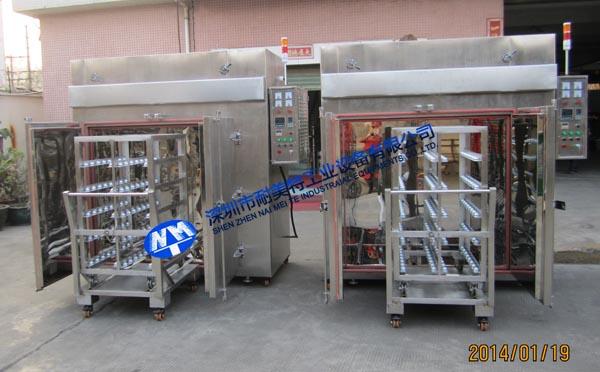 碳纤维材料推车烘箱