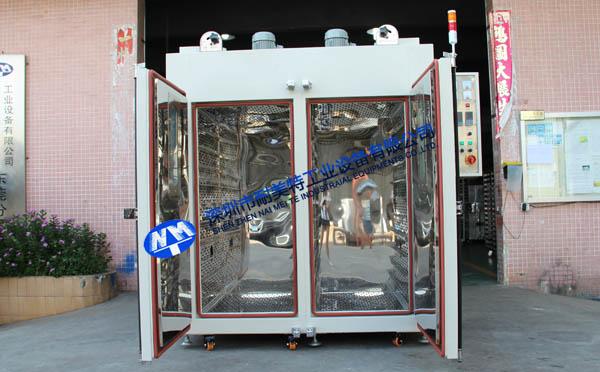 二次硫化工业烘箱
