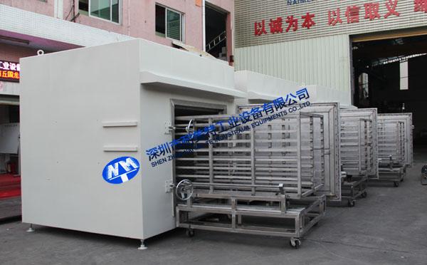新材料行业催化剂烧干与焙烧高温烘箱