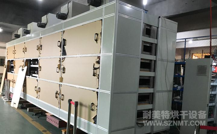 电表自动在线检测老化线6层输送线
