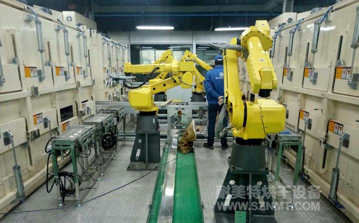 电容行业工业烘箱