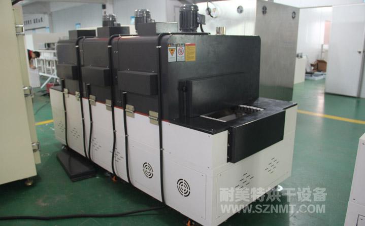 光学镜片行业隧道固化炉