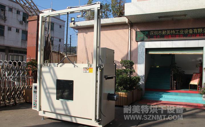 新材料行业热风循环烘箱