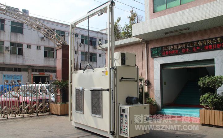 新材料行业热风循环工业烘箱