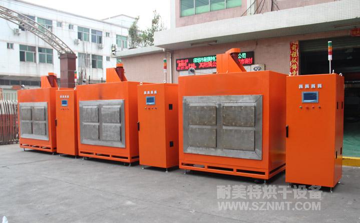 600度石油钻井的钻头铁件热处理自动烘箱