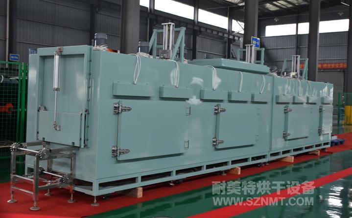 电容锂电行业隧道式烘干炉