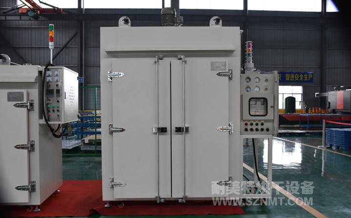 电容行业300度高温防爆烤箱