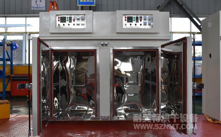 粉末冶金双温区精密烘箱