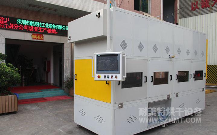 电容灌胶固化隧道式烘干线19.8万元